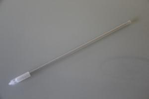 Трубка для розлива с клапаном