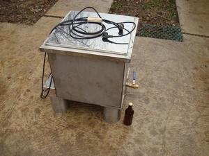 Пивоварня 125 литров - комплект. Домашняя мини пивоварня.