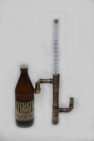 Аэратор с термометром