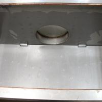 ЗФ вид внутри, фильтр система-перфорированная-нержавейка, система аэрации-медь.