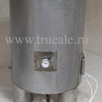 ЦВ-100 цилиндрический варочник 100л. Для домашнего пивоварения.
