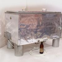 Заторно-фильтровальный бак 250 литров.