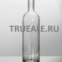 Бутылка элитная 500мл. c пробкой.